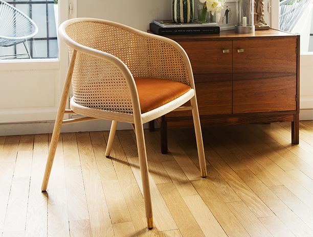 The Cavallo armchair