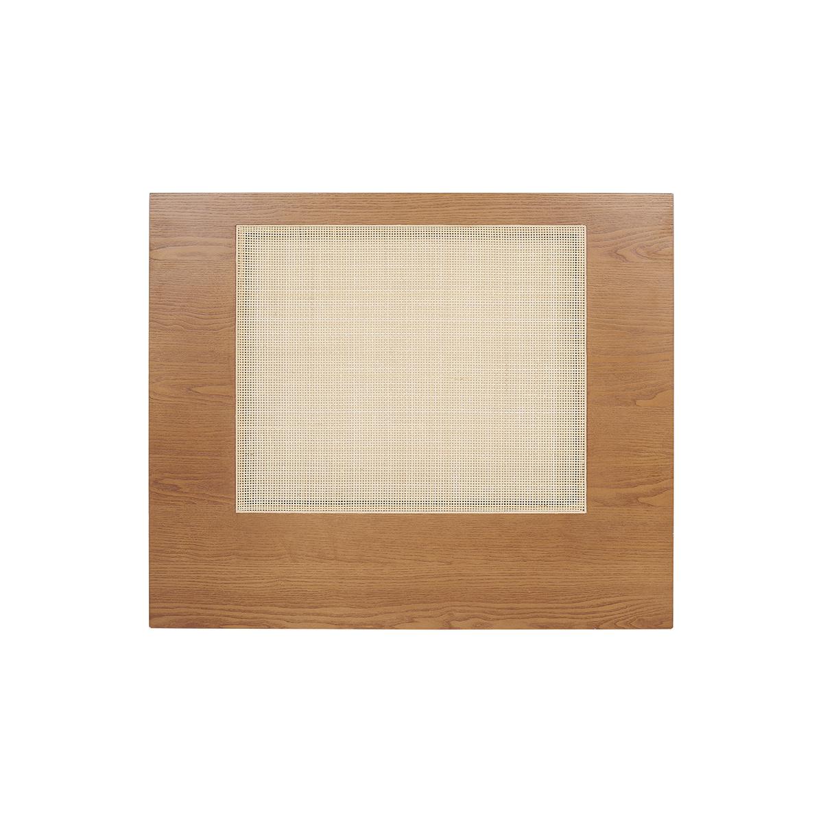 Single Bed Headboard Sogno, Cherrywood Finish