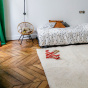 Velluto Rug, Off-White 150 x 200