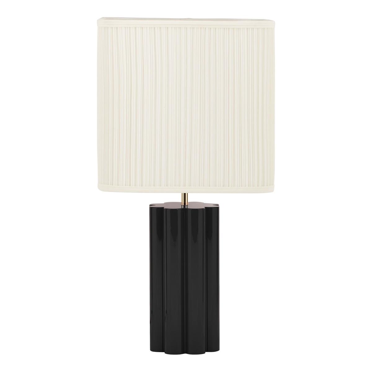 Gioia Table Lamp, Black