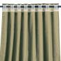 Palazzo Curtain, Almond Green