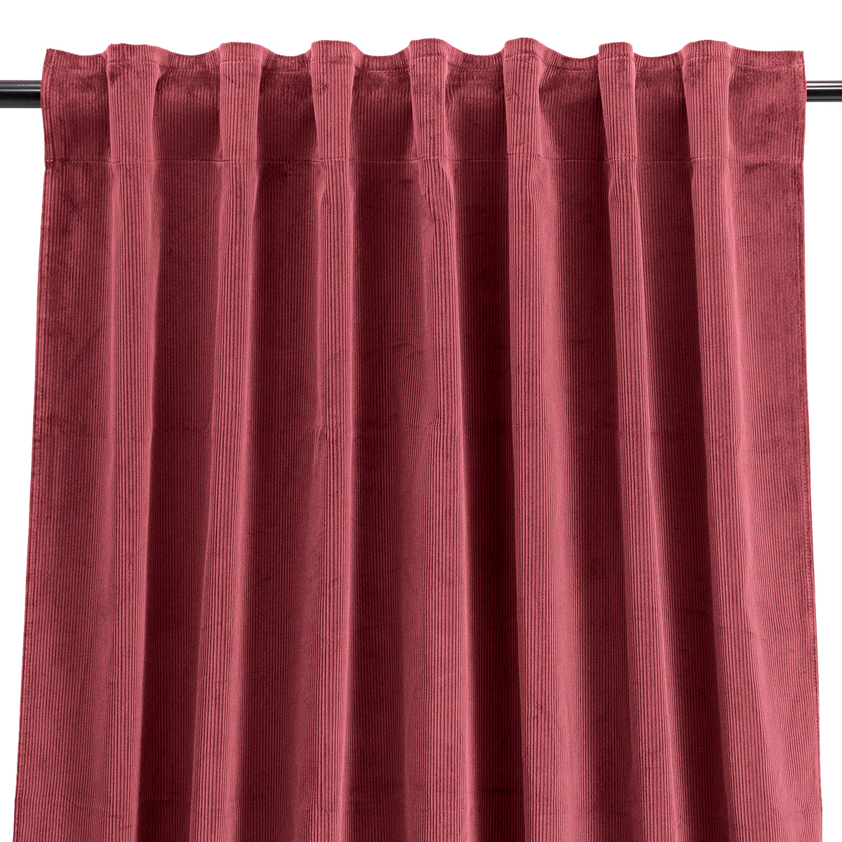 Palazzo Curtain, Pink