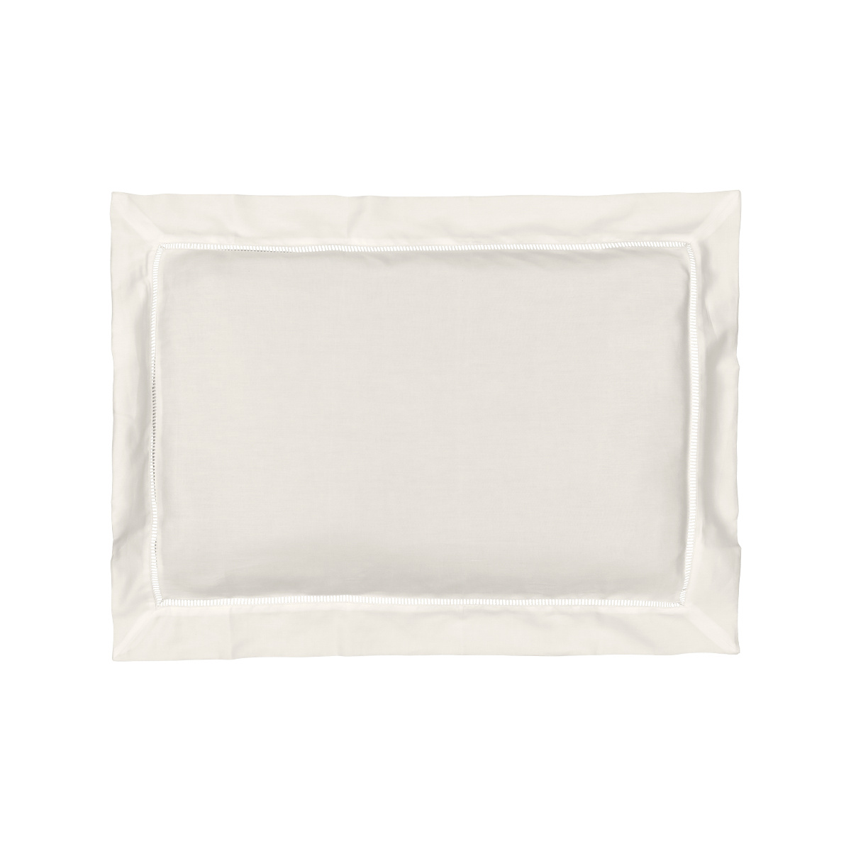 Venezia Pillow Case, Cream White