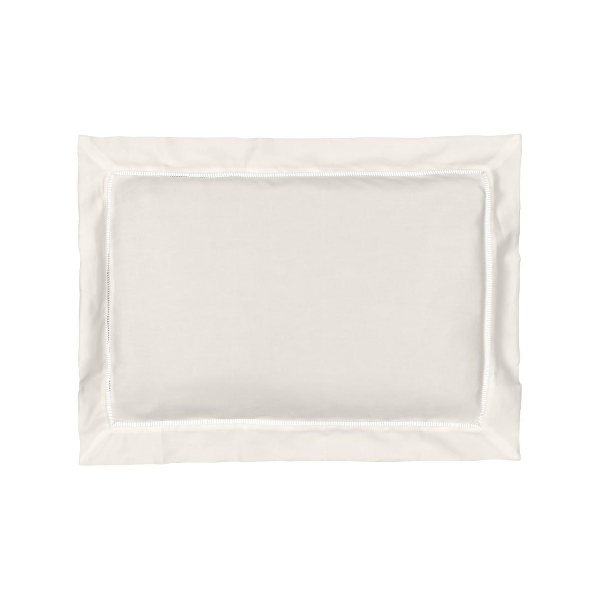 Venezia Pillow Case, Cream White