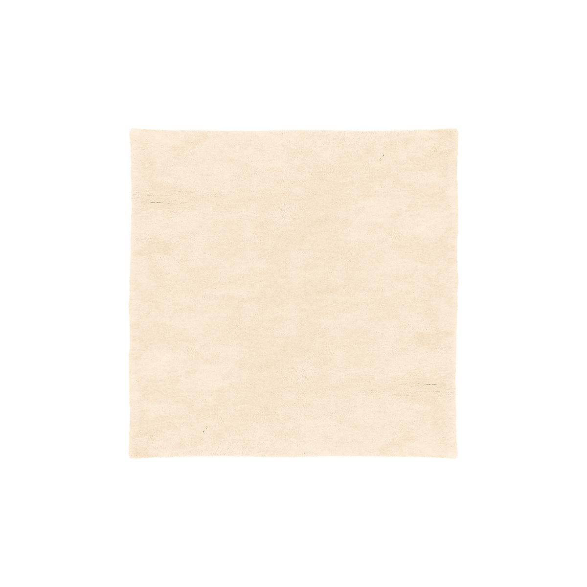 Velluto Rug, Off-White 200 x 200