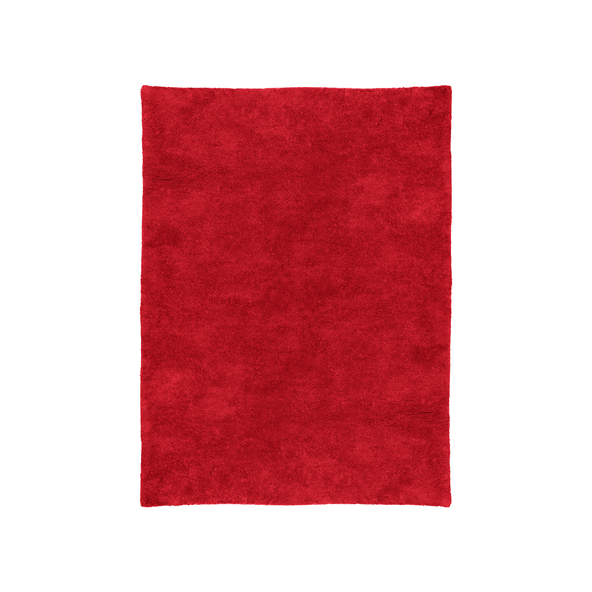 Velluto Rug, Red 150 x 200