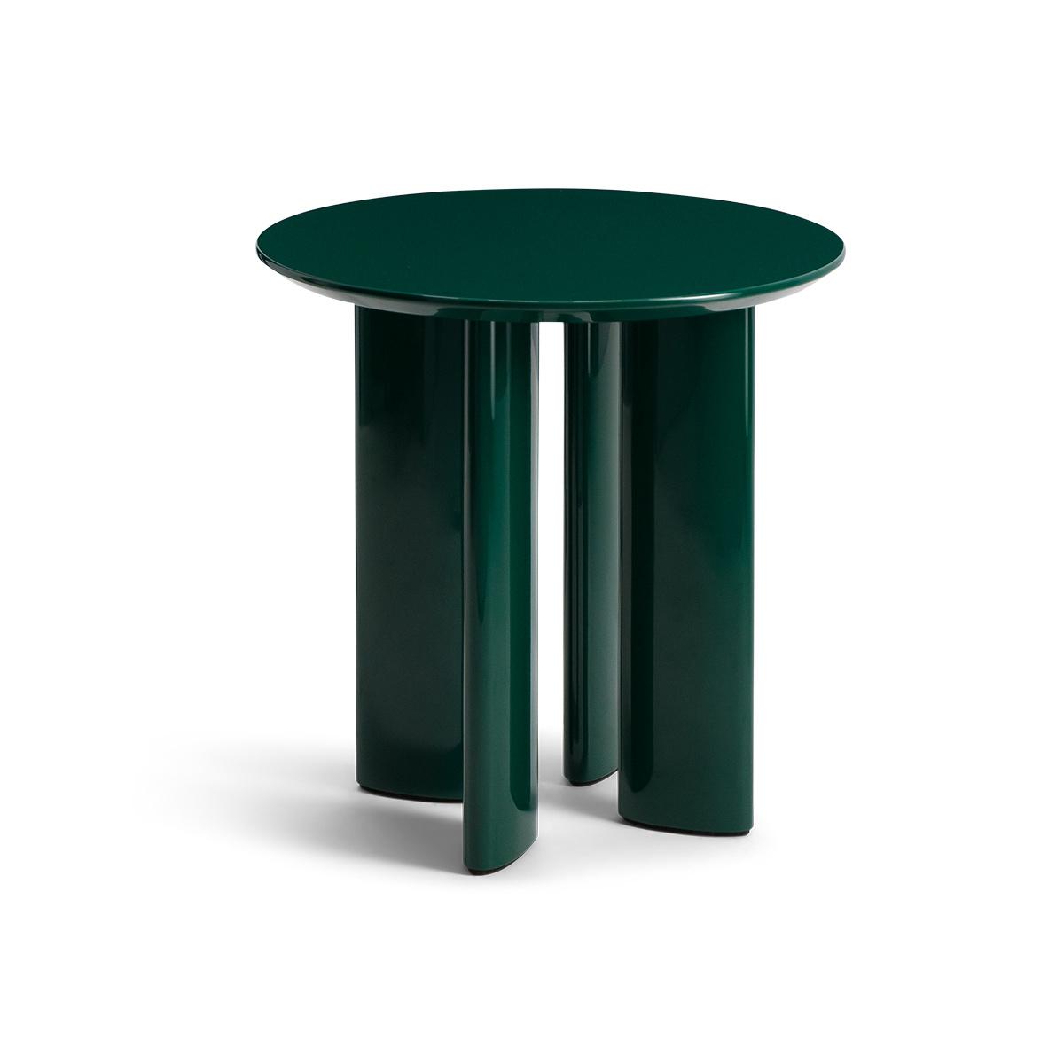 Carlotta Green Side Table
