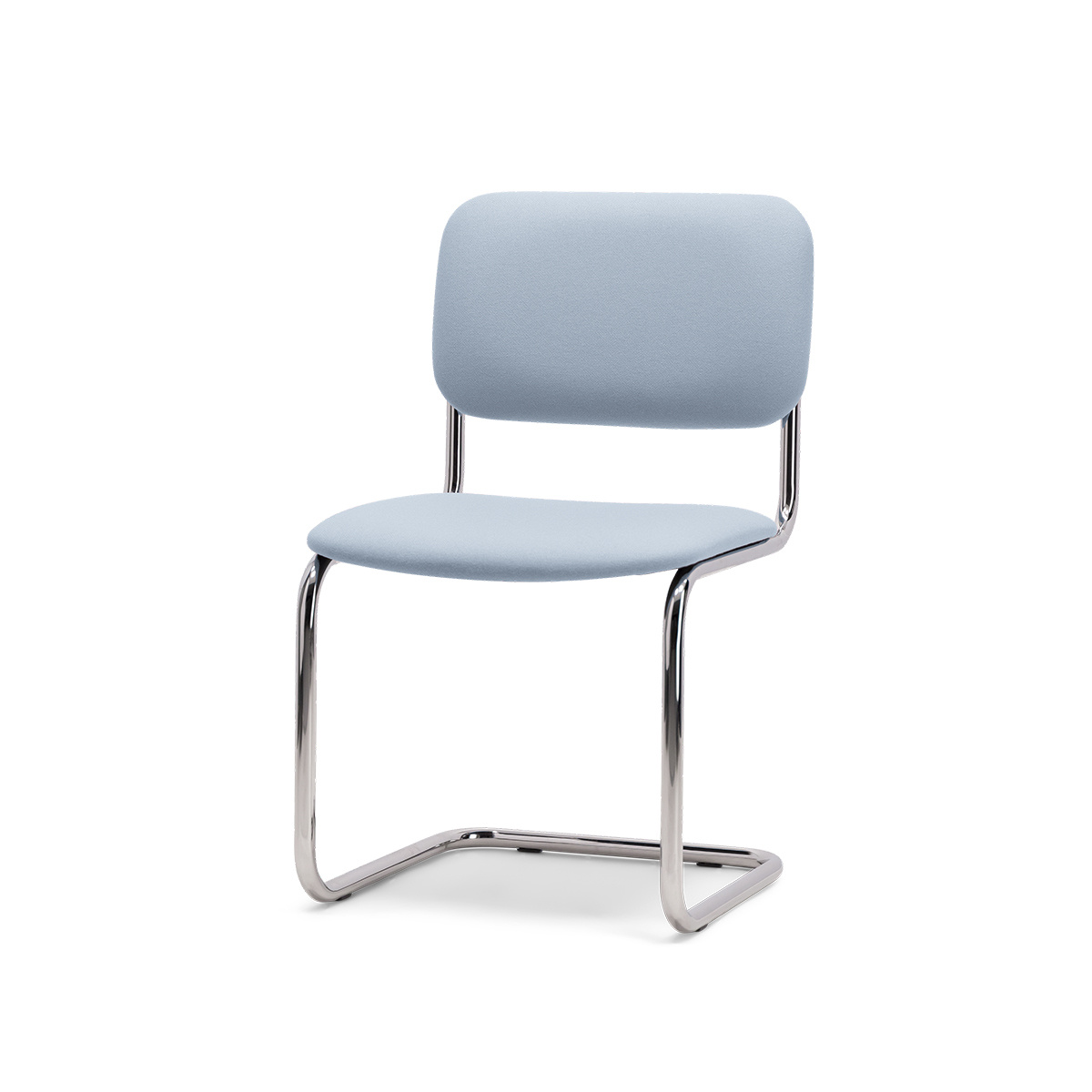Astounding Chair With Pastel Blue Felt Seat Classica The Socialite Ncnpc Chair Design For Home Ncnpcorg