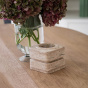 Donna Sculpture travertine