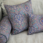 Adri Cushion Cashmere print