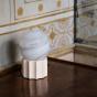 Piccola Table Lamp, Cream White