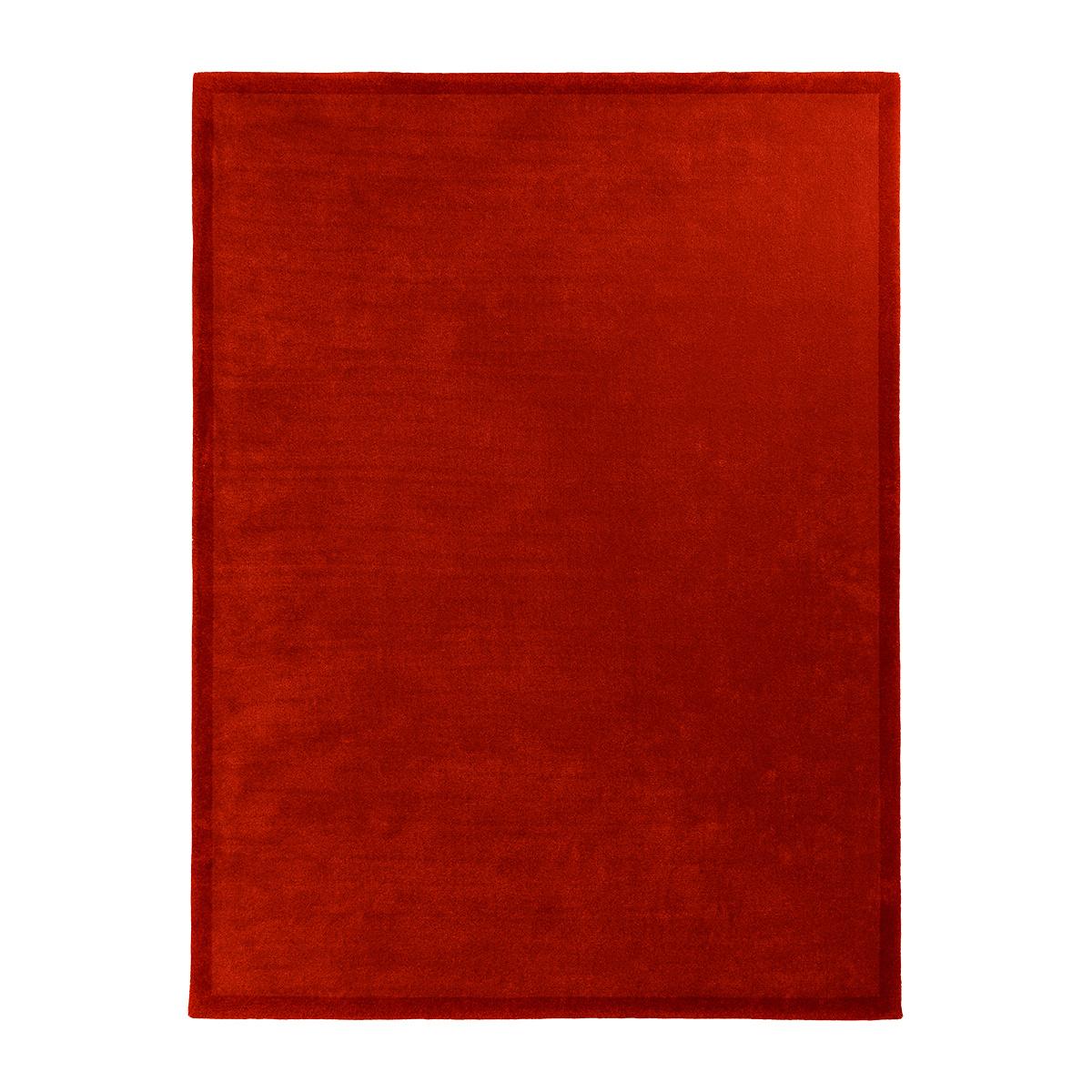 Luna Clay Red Rug