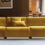 Rotondo Mustard Velvet Cushion