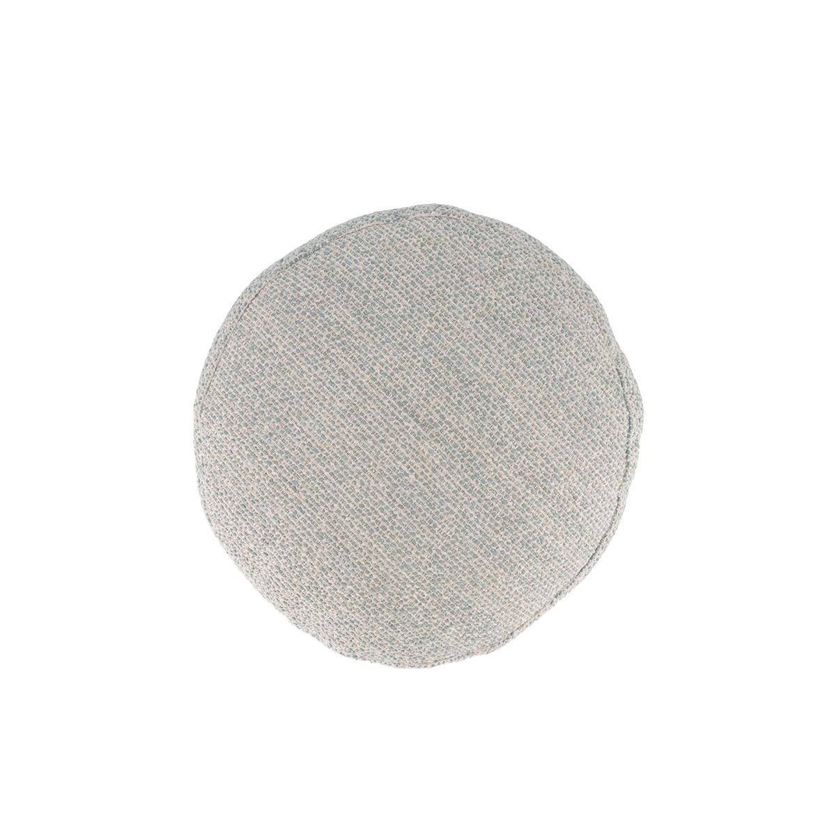 Light Blue Speckled Ciccio Cushion