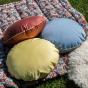 Bomboloni Cushion, Light Blue