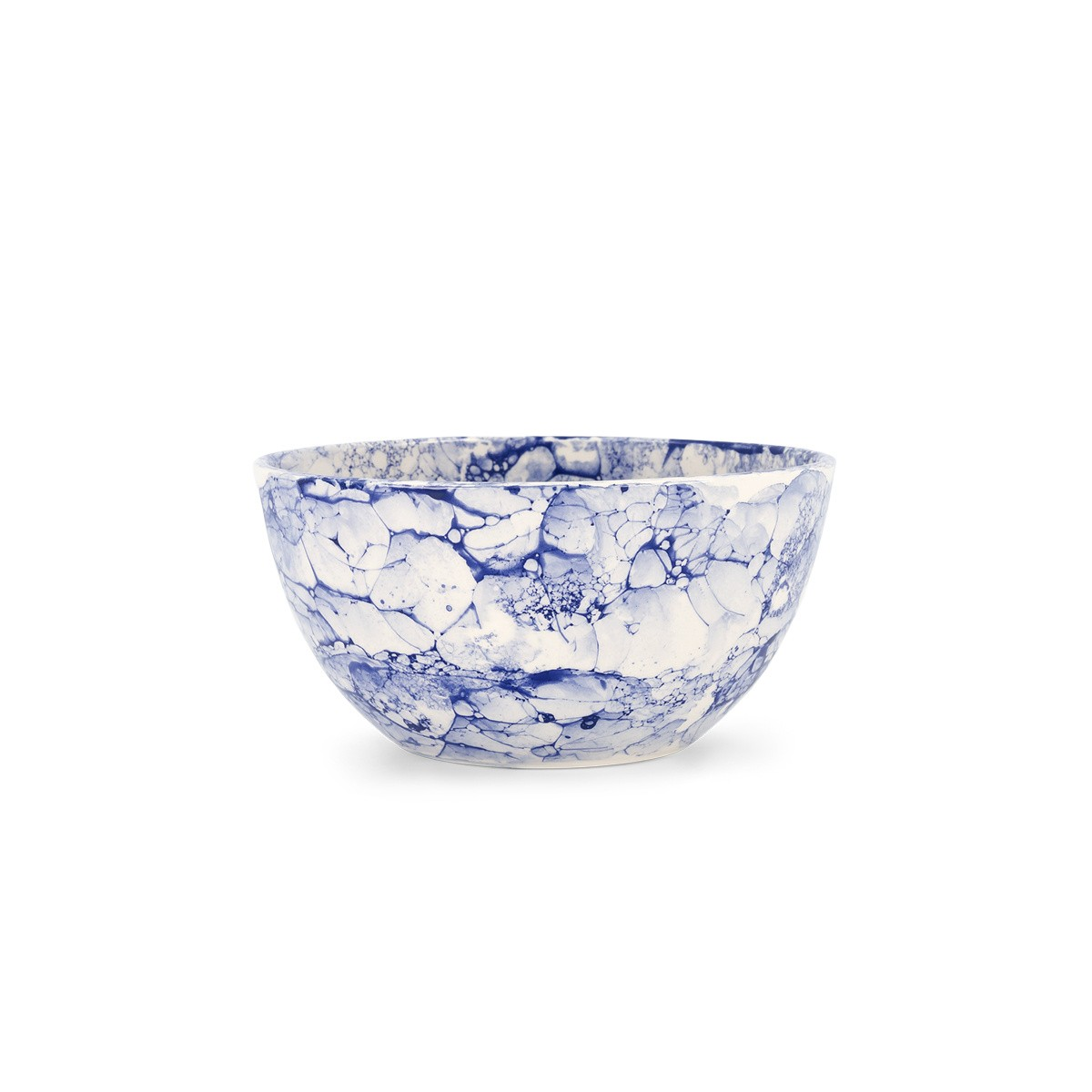 Small Blue Bolle Salad Bowl
