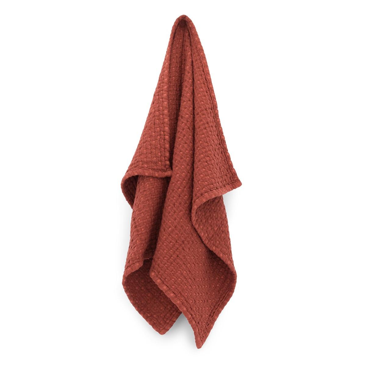 Cucina Towel, Brick Red