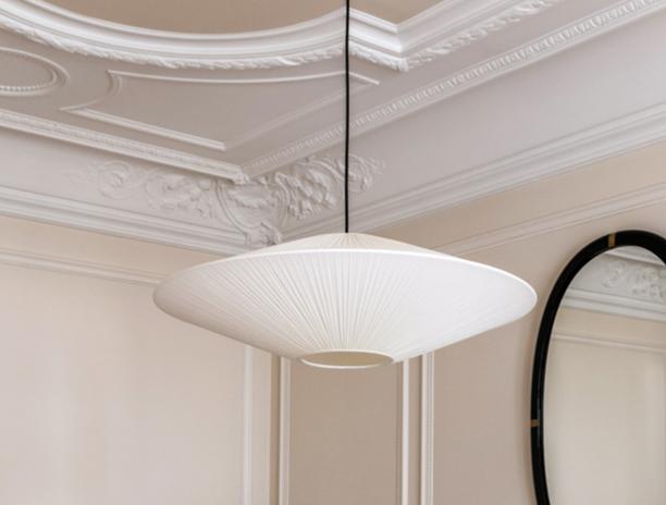 Le lampadaire Brera