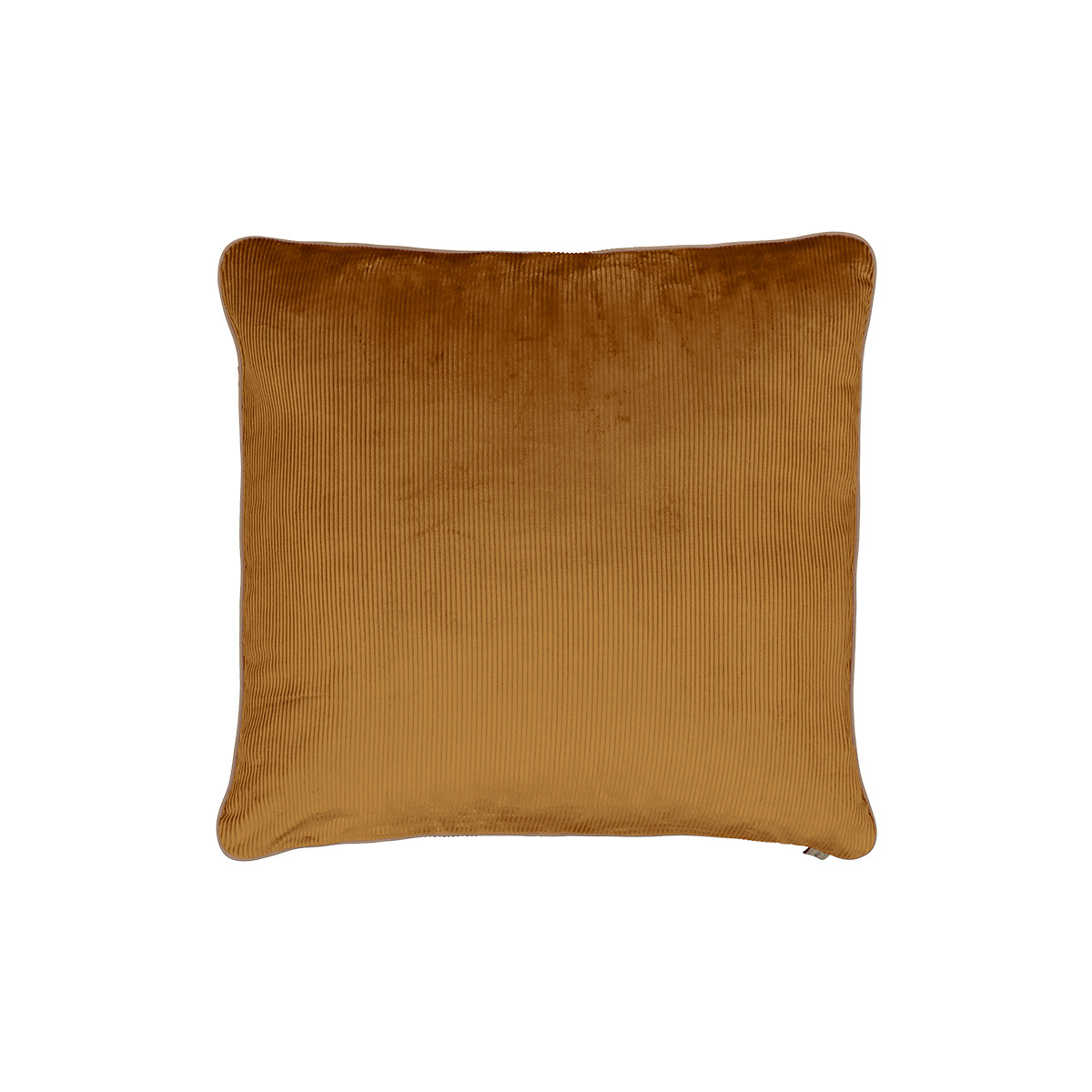Coussin Carino moutarde