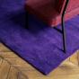 Tapis Velluto violet 200 x 200