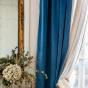 Rideau Palazzo bleu