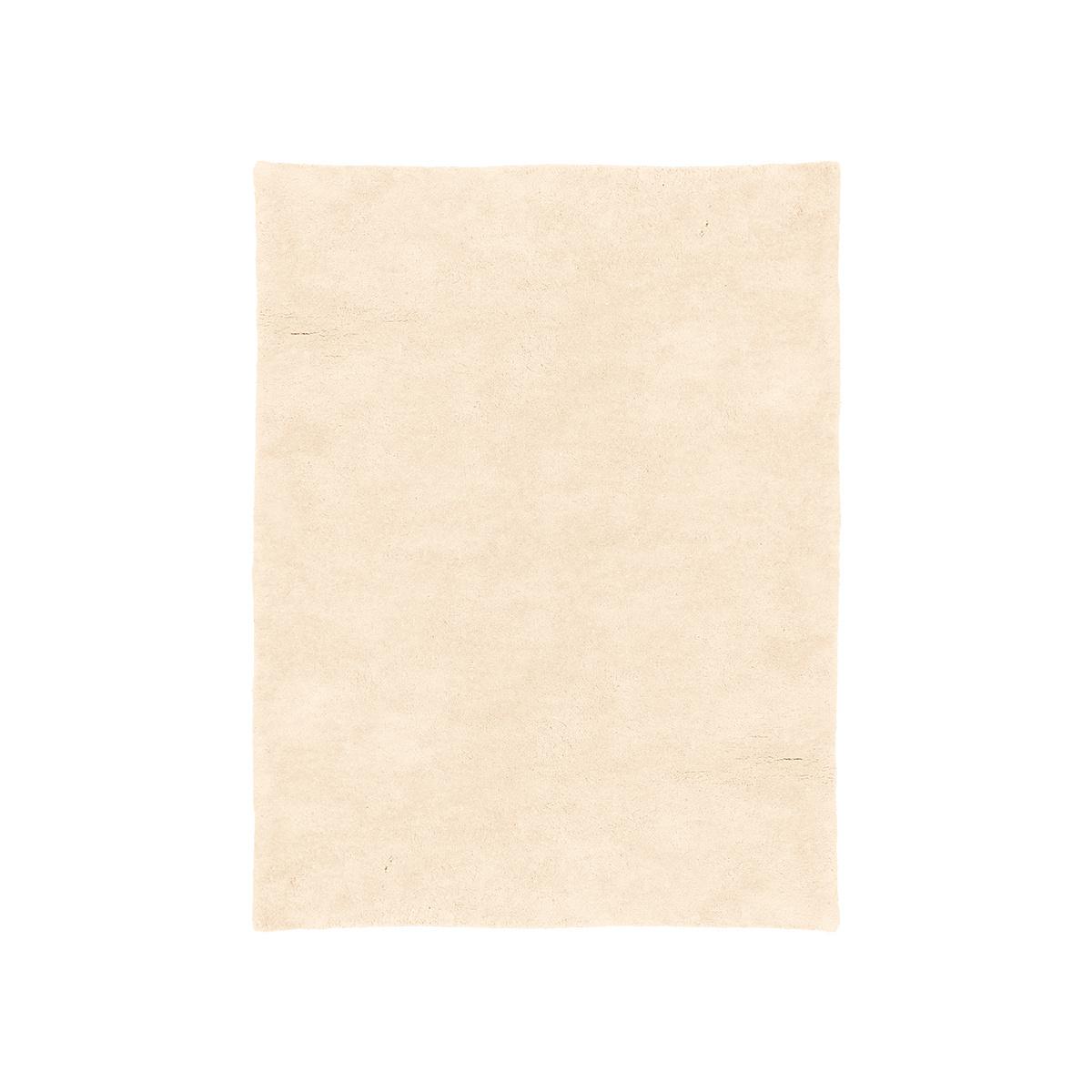 Tapis Velluto blanc casse 150 x 200