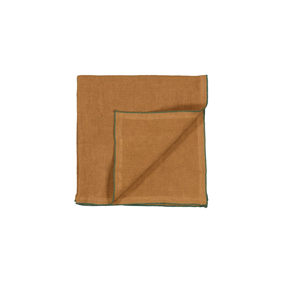 Serviette de table Tavola caramel