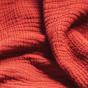 Plaid Copertina rouge L