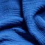 Plaid Copertina bleu klein M