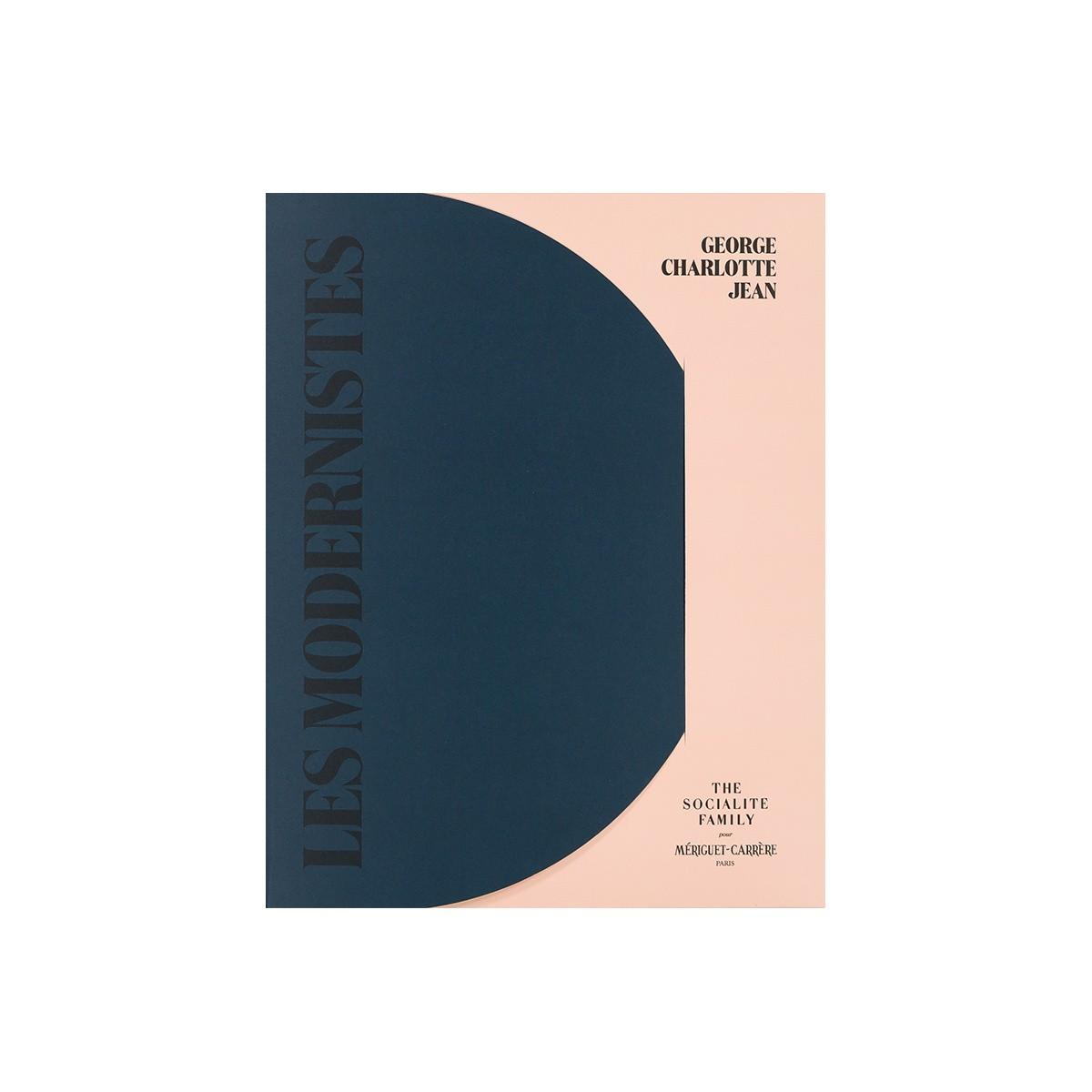 """Nuancier famille """"Les Modernistes"""" - 3 couleurs"""