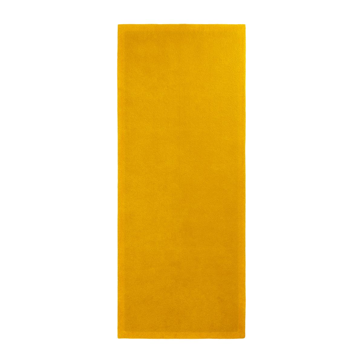 Tapis de couloir Luna jaune