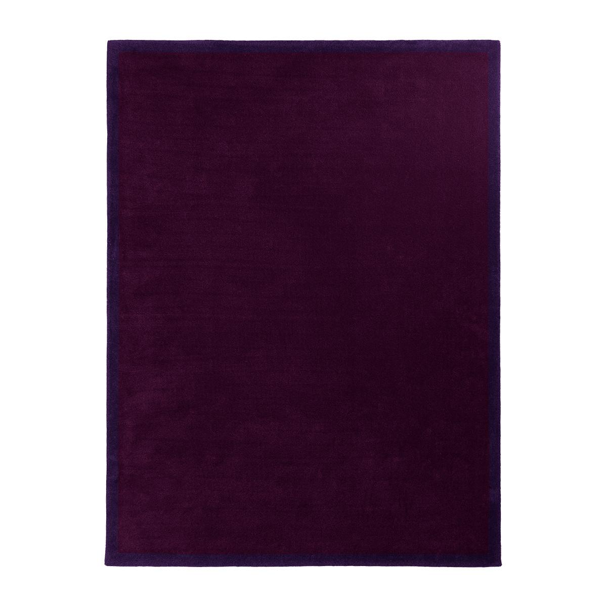 Tapis Luna violet
