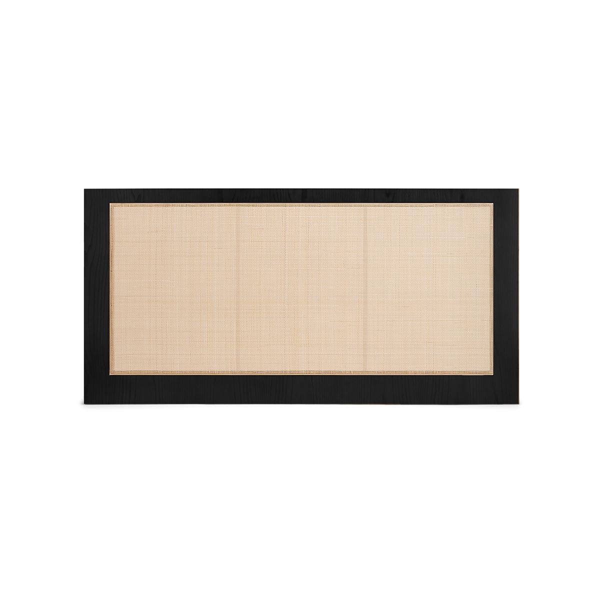 Tête de lit Sogno noire 170 cm